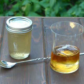 DIY Gomme Syrup
