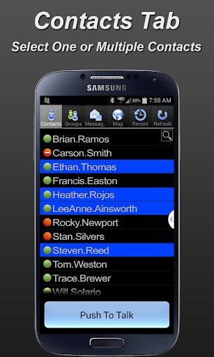 ESChat Push To Talk