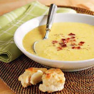 Sweet Corn Soup.