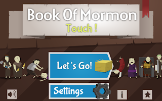 Screenshot of Book of Mormon Touch