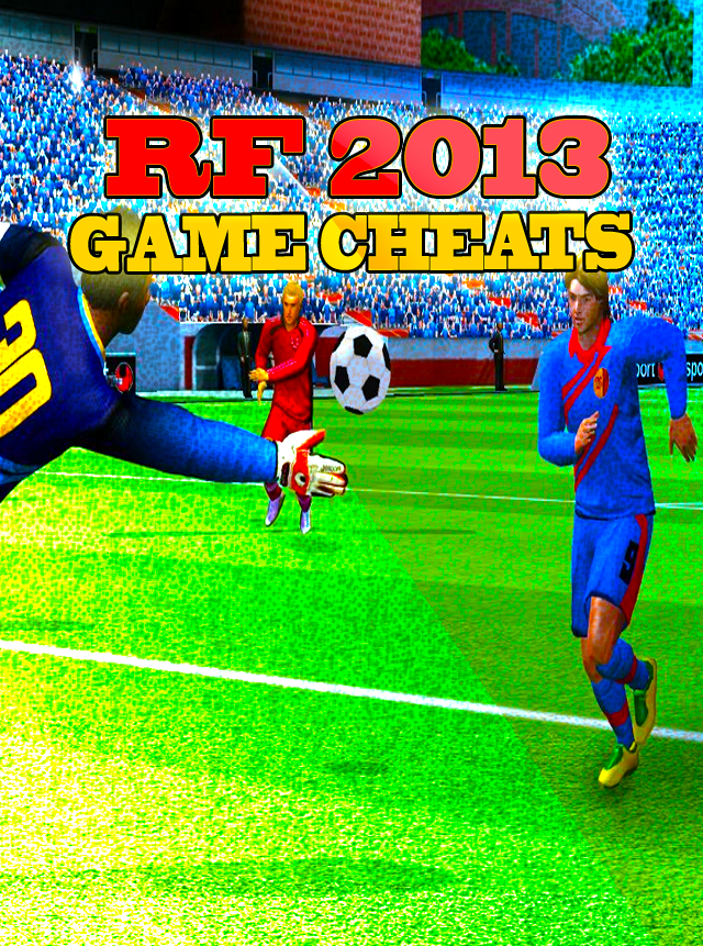 Real Football 2013 Top Cheats - screenshot