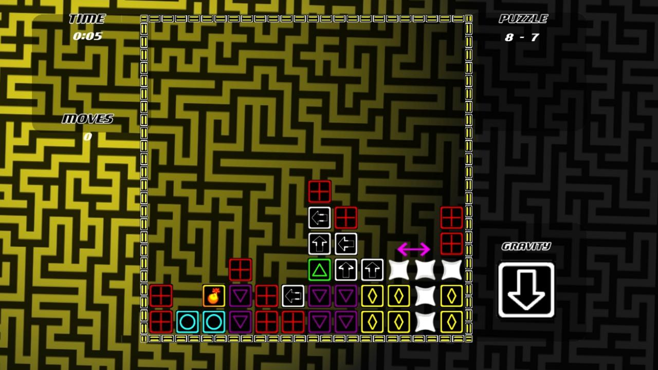 GravBlocks Tablet- screenshot