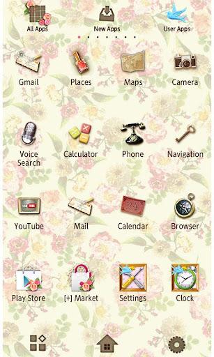 Friendly Flowers Wallpaper 1.2 Windows u7528 3