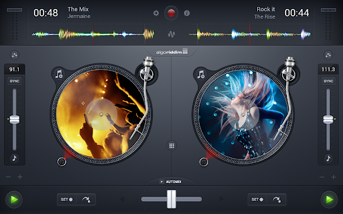 djay 2 - The #1 DJ App - screenshot thumbnail