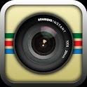Retro Camera logo