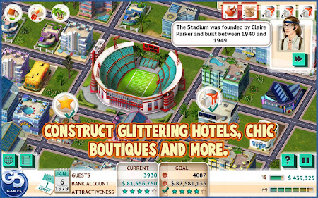 Build It! Miami Beach Resort 1.1 screenshot 154727