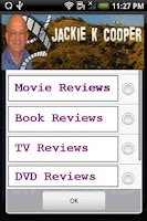 Screenshot of Jackie K Cooper Reviews