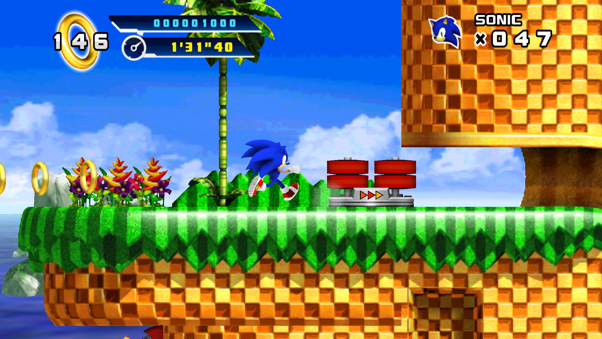 Sonic 4™ Episode I screenshot #12