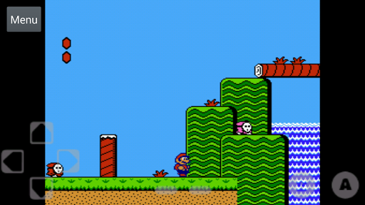 Free NES Emulator 2.15 screenshots 1