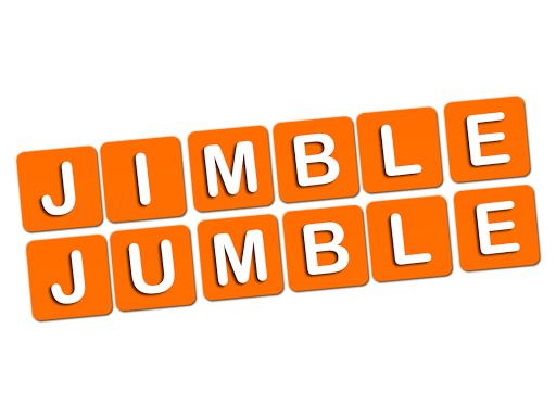 Jimble Jumble 玩拼字App免費 玩APPs