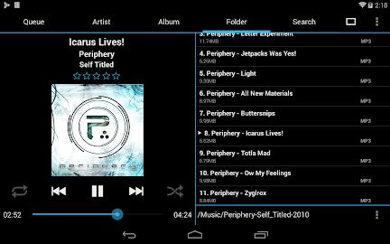 GoneMAD Music Player Unlocker Screenshot 16