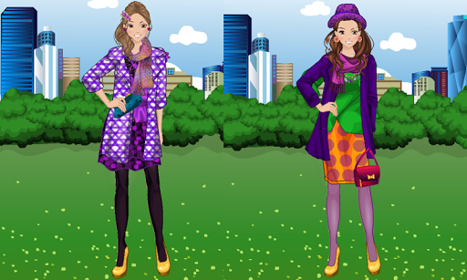 Purple Princess Fashion Apk Download 10