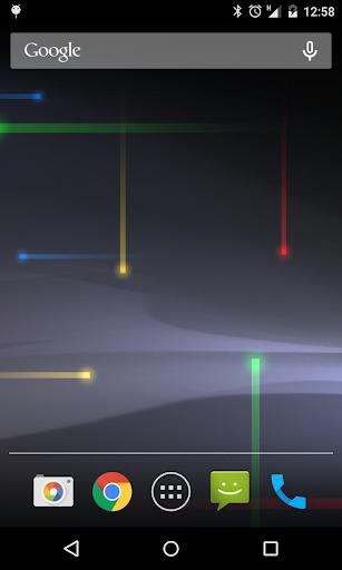 Nexus Legacy Live Wallpaper 1.0 screenshots 1