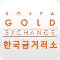 한국금거래소 대한민국 표준 금시세 logo