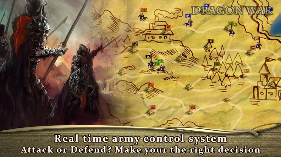 Dragon War - Origin v1.3.6 APK