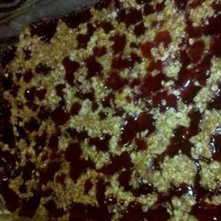 Easy Dump Cherry Crisp