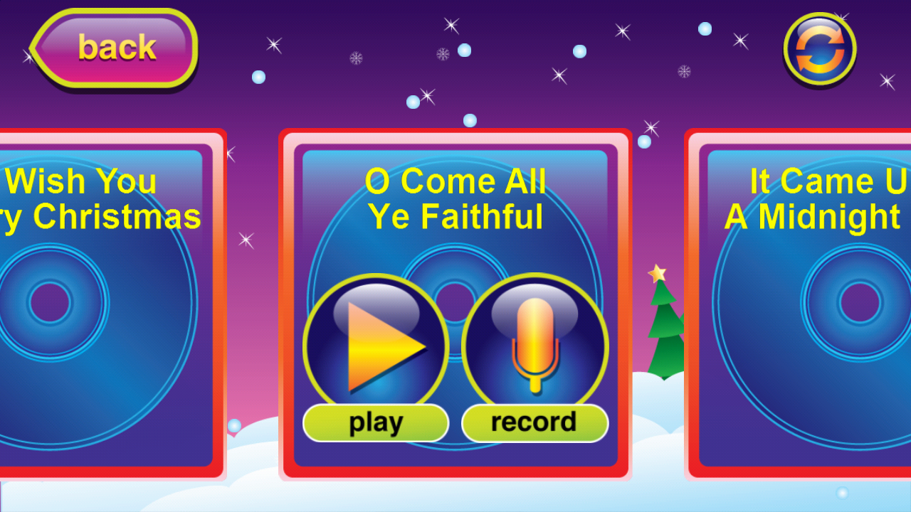 Karaoke for Kids Chrismtas 2- screenshot