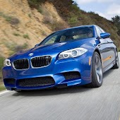 BMW M5 Live Wallpaper