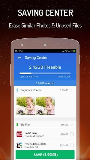 5 CM Speed Booster丨Cache Cleaner App screenshot