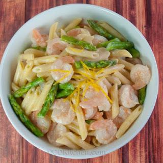 Shrimp and Pasta Stir-Fry Recipe