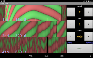 Screenshot of TunerTime