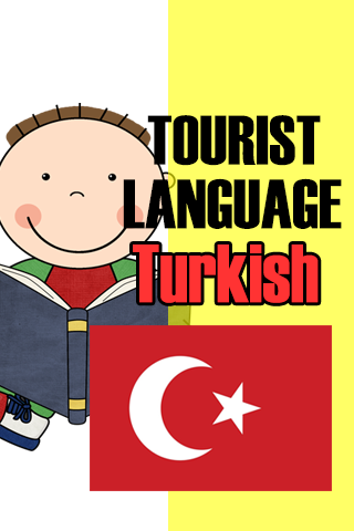 Tourist language Turkish