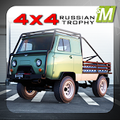 4x4 Russian Trophy Racing