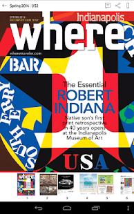 Where Indianapolis - screenshot thumbnail