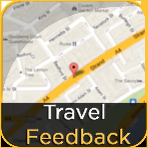 TravelFeedback LOGO-APP點子