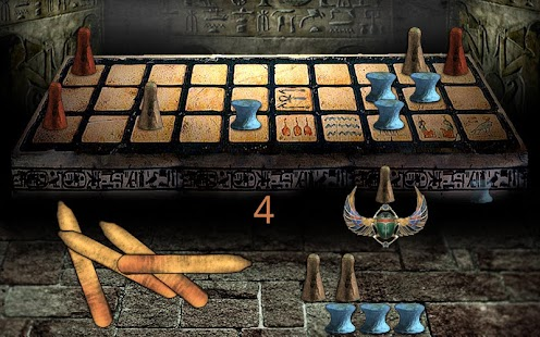 Egyptian Senet (Ancient Egypt)- screenshot thumbnail