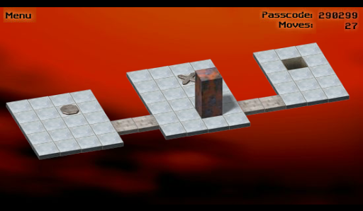 Bloxorz Block Puzzle