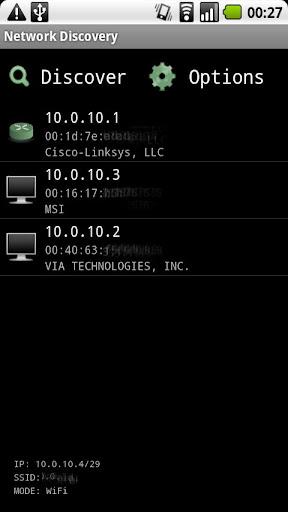 Network Discovery  screenshots 1