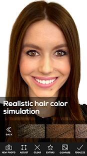 Hair Color Studio Premium Screenshot