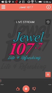 Jewel 107 (107.7)- screenshot thumbnail