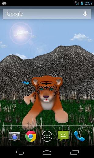 Tiger Baby Free
