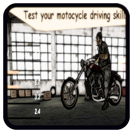 Motor Bike Driving LOGO-APP點子