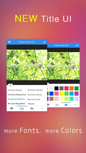 VivaVideo Pro: Video Editor - screenshot