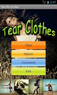 Tear sexy girl's clothes - screenshot thumbnail