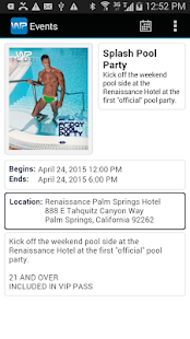 White Party Palm Springs- screenshot thumbnail