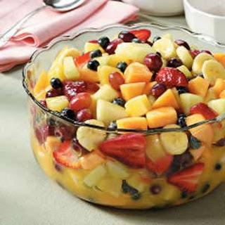 Glazed Fruit Bowl