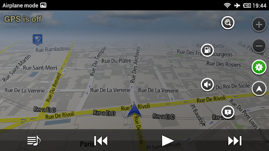 Navmii GPS World (Navfree) Screenshot 6