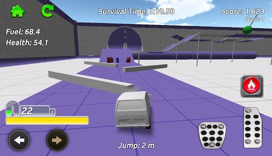 Dating arena simulator