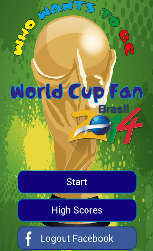 Who wants to be World Cup Fan