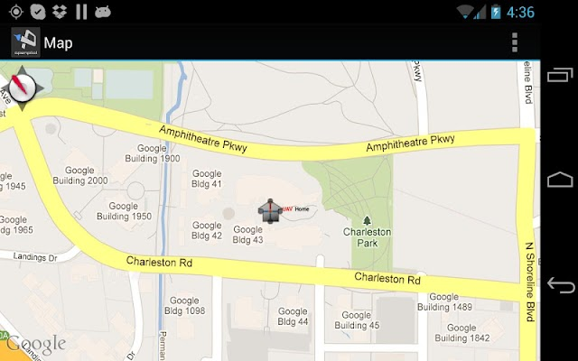 OpenPilot GCS - screenshot