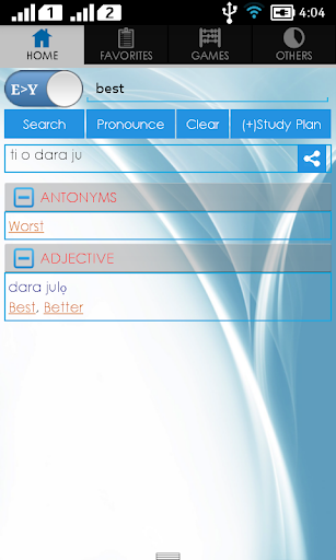 Japanese Dictionary by Obunsha - Google Play Android ...