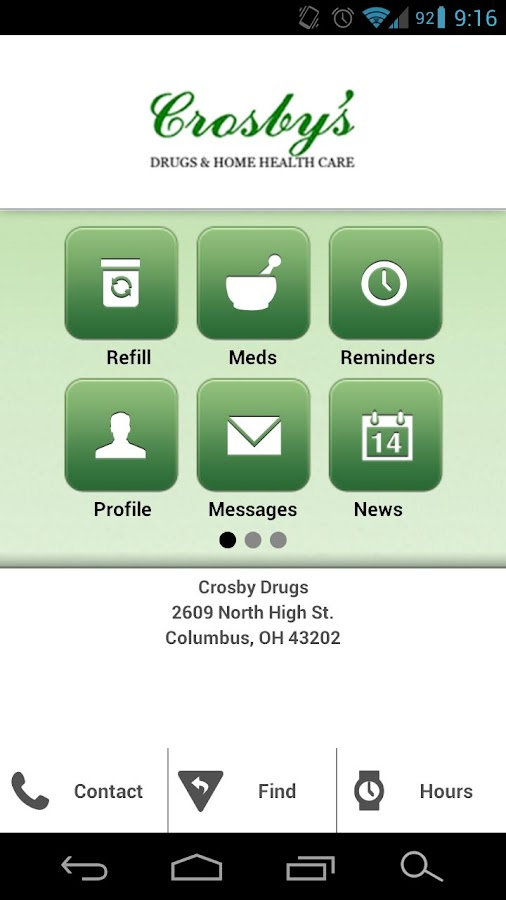 Pharmacy Health Connect- screenshot