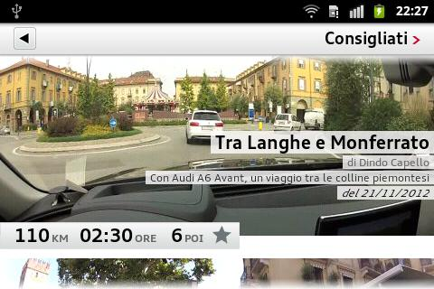 Audi my tour - screenshot
