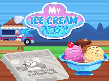 My Ice Cream Truck - Fun Game 1.0.2 screenshot 100329
