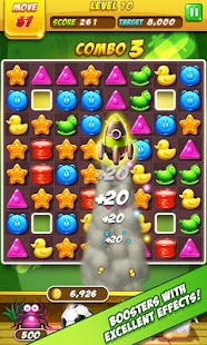 Toy Crush - screenshot thumbnail