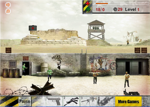 Death Sniper : Counter Shooter